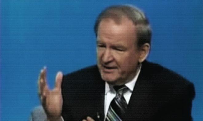 Pat Buchanan Chop