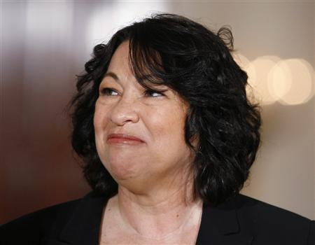 Sonia Sotomayor